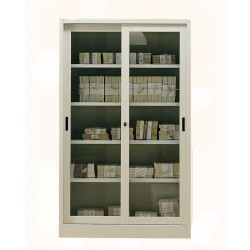 Armoire vitrine 120x45x200 cm