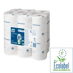 Papier toilette smart one 2 plis 620FX12