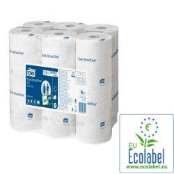Papier toilette smart one 2 plis 620FX12