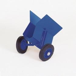 Pince à panneaux roues semi-élastique