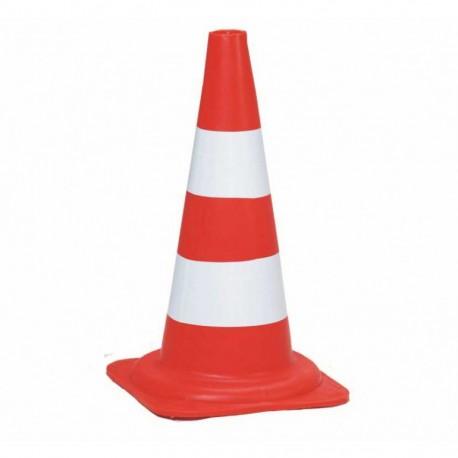 Cone de chantier 50cm