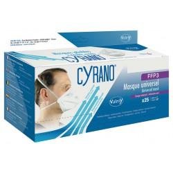 Masque respiratoire cyrano X25