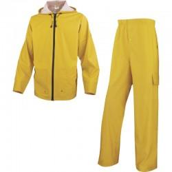 Ensemble pluie 850 jaune