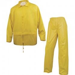 Ensemble pluie ++ PVC jaune