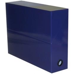 Boite Archives Poly Bleu