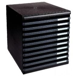 Module 10 Tiroirs Granit