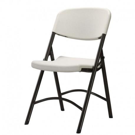 Chaise pliante polyéthylène