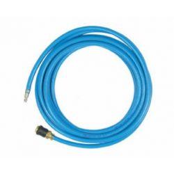 Rallonge tuyau d'air 10m bleu