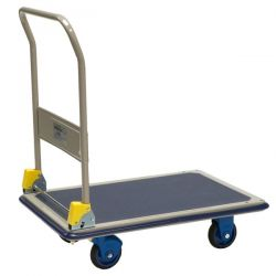 Chariot pliable metal 150KG