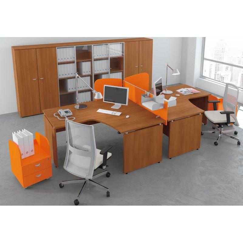 Bureau compact 160 120 manudom for Bureau compact