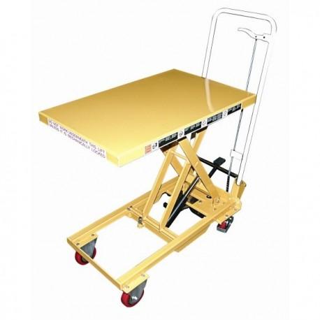 Table élévatrice 150kg