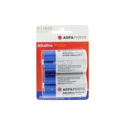 Blister 2 Piles LR20 B2 Alcaline