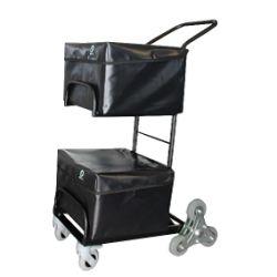 Chariot Distribution 2 Corbeilles avec Housse