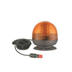 Gyrophare Magnétique Compact LED 12-24V