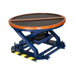 Table élévatrice rotative 2 tonnes