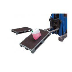 Palette pour charges lourdes à revêtement antidérapantPalette pour charges lourdes à revêtement antidérapant  Palette pour char