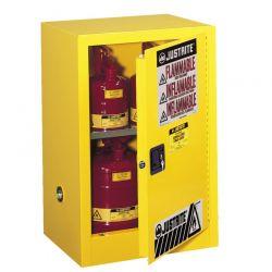 Armoire de sécurité pour produits inflammables 45 Litres