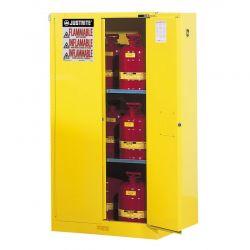 Armoire de sécurité pour produits inflammables 227 L