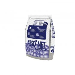 GRANULE ABSORBANTS EN SAC DE 20KG 40L
