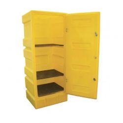 Armoire de sécurité pour produits corrosifs 140L