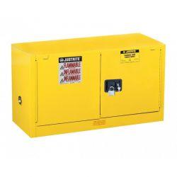 Armoire de sécurité pour produits inflammables 64L