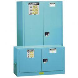 Armoire de sécurité pour produits corrosifs 227L