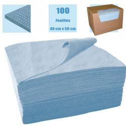 Feuille absorbante - Voile de renfort 1 face - 102 L