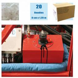 Boudin absorbant hydro. - 1,20 m - 106 L