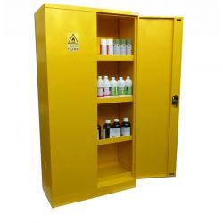 Armoire de sécurité pour produits inflammables 240 l