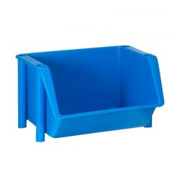 Bac à Bec Alim. Bleu 52x42x31cm