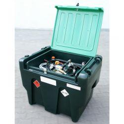 Cuve en polyéthylène 430 L - transporter et distribuer
