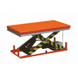 TABLE ÉLÉVATRICE FIXE ÉLECTRIQUE 1T 1300 X 820MM