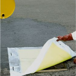 Plaque d'obturation 90x90cm