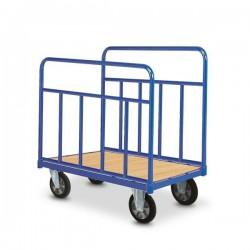 Chariot 2 ridelles amovibles