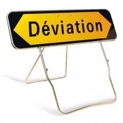 Signalisation de déviation