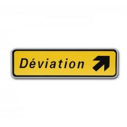 Présignalisation de direction